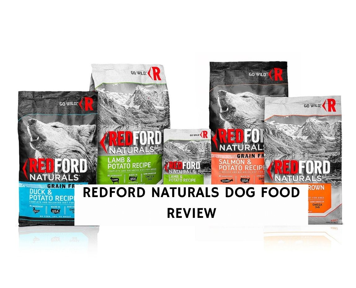 Redford Naturals Dog Food Review