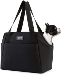 Noble Duck Small Dog Carrier Purse with Pockets