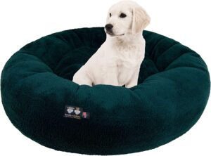 Bessie and Barnie Ultra Plush Deluxe Comfort Pet Snuggle Bed