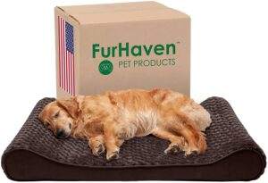Furhaven Pet Beds for Dogs and Cats