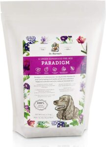 Harvey's Paradigm Green Superfood Dog Food, Human Grade Dehydrated Grain Free Base Mix for Dogs, Diabetic Low Carb Ketogenic Diet .99