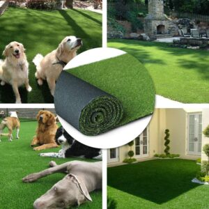 Petgrow Artificial Synthetic Grass Turf