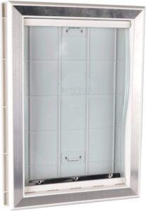 Barks Bar Original Plastic Dog Door with Aluminum Lining .99