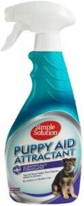 Simple Solution Puppy Aid Training Spray, 16 oz. .99