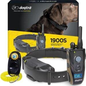 2. Dogtra 1900S Remote Training Collar