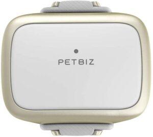 PETBIZ GPS Pet Tracker, Real-Time Dog Locator & Activity Monitor, 30 Days Ultra Long-Lasting Battery Lightweight Waterproof Dog Finder .99