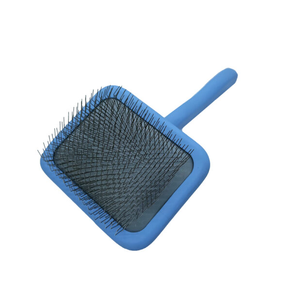 slicker brush bristles