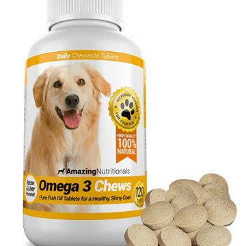Amazing Omega 3 for Dogs picture