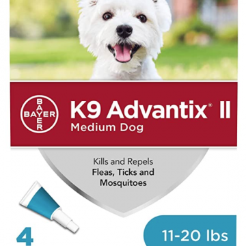 Bayer K9 Advantix II Flea picture