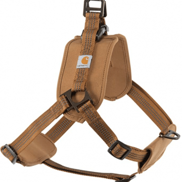 Carhartt dog harness collar for large dogs that pull