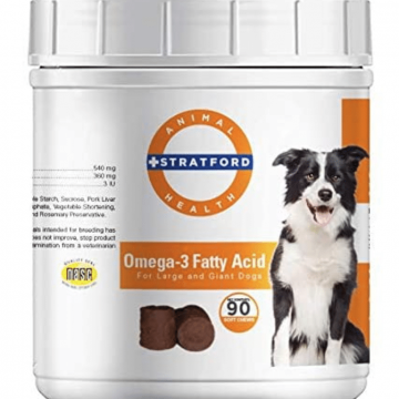 Stratford Pharmaceuticals Omega 3 for dogs picture