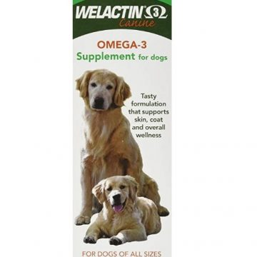 Welactin Omega-3 Skin and Coat Support picture