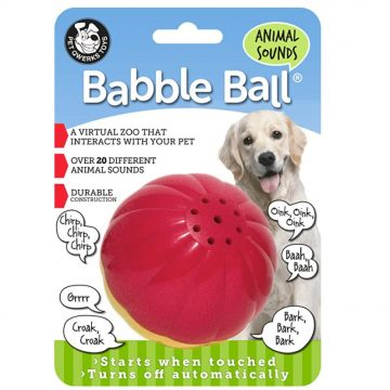 animal sounds babble ball