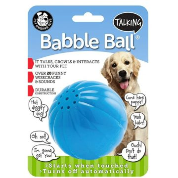 babble ball talking picture
