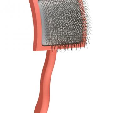 chris christensen slicker brush for long hair dogs