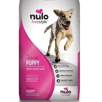 nulo puppy food for goldendoodles
