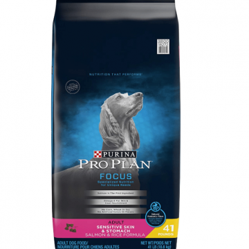 purina pro plan dog food for lose stools