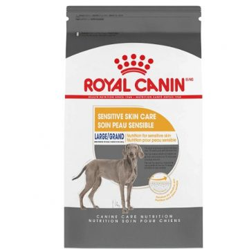 royal canine dog food for shedding
